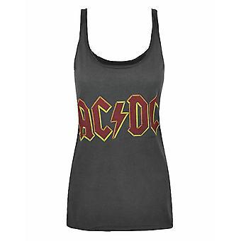 Amplified AC/DC Comics Logo Women's Vest