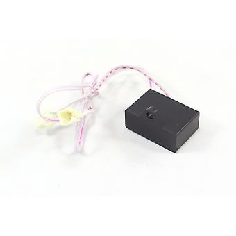 浴室スチーム シャワー レッドミラージュ ライトと使用される黒のトランスフォーマー