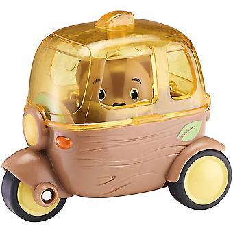 مركبة توتس الأخشاب - سيارة جانبية