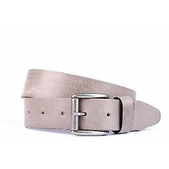 Tough Grey Jeans Belt For Women And Gentlemen