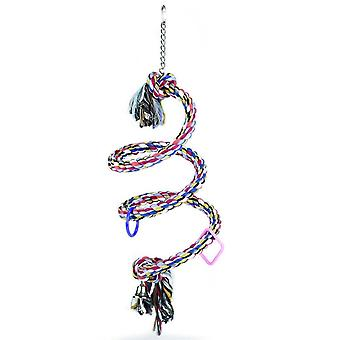 Tyrol Spiral For Parrots (Birds , Toys)