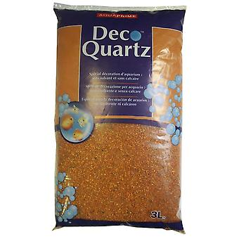 Agrobiothers Quartz Orange 3L (Fish , Decoration , Gravel & sand)