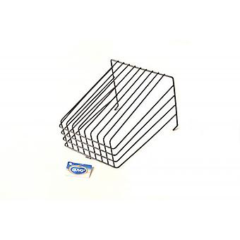 Duvo+ Metallic Hay Support (Small pets , Cage Accessories , Food & Water Dispensers)