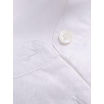Closed C9438425p30200 Women's White Cotton Shirt