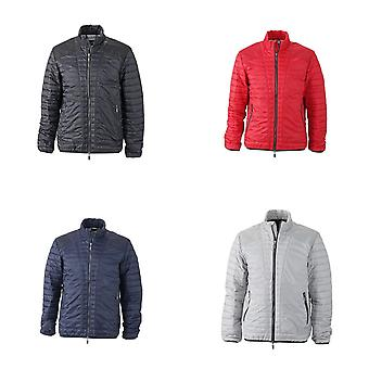 James and Nicholson Mens Lightweight Jacket
