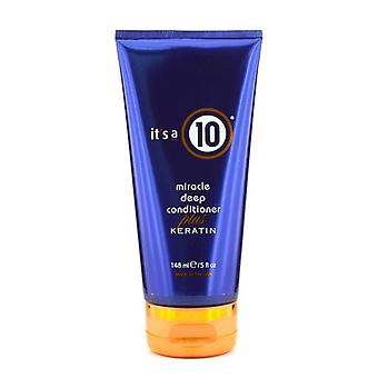 It's A 10 Miracle Deep Conditioner Plus Keratin 148ml/5oz