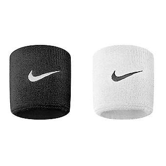 Nike Swoosh Sweatbands (1 Pair) (Pack of 2)