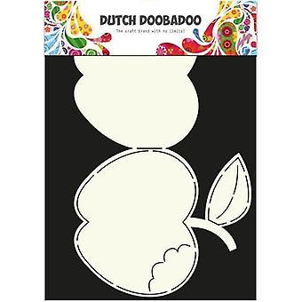 Dutch Doobadoo Dutch Card Art Stencil apple A4 470.713.596