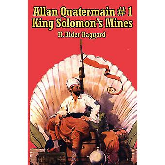 Allan Quatermain 1 King Solomons Mines by Haggard & H. Rider
