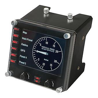 Logitech Flight Instrument Panel G Pro