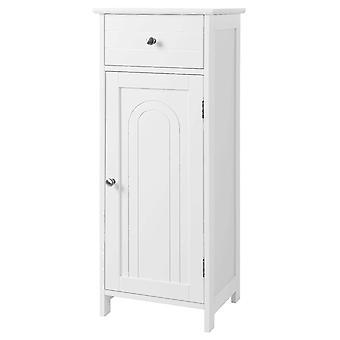 Kapea kaappi + ovi ja laatikko