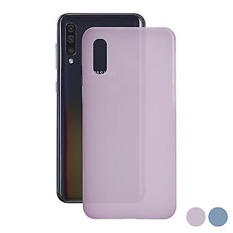 Mobile cover Samsung Galaxy A30s/a50 KSIX Color Liquid/Pink