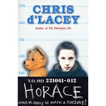 Horace door Chris D'Lacey - 9780440864455 Boek