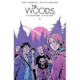 The Woods Yearbook Edition Book One by James Tynion IV - 978168415364