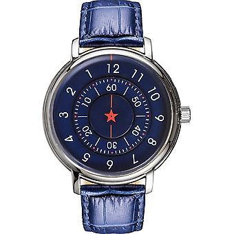 CCCP - Wristwatch - Herrren - ALEKSANDOROV - CP-7042-02 - Blue / Blue