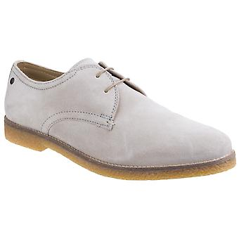 Base london mens Whitlock Camurça Lace Up Derby Shoe Spa