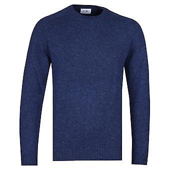 NN07 6212 Nathan Dark Navy Woollen Sweater