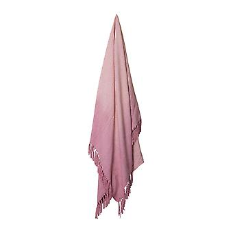 Rise Throw 125x150cm Pink