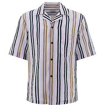 Acne Studios Bb0203lilac Män & apos, lila bomull skjorta
