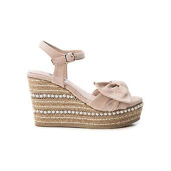 Xti - Shoes - Wedge pumps - 49073_NUDE - Ladies - Pink - EU 40