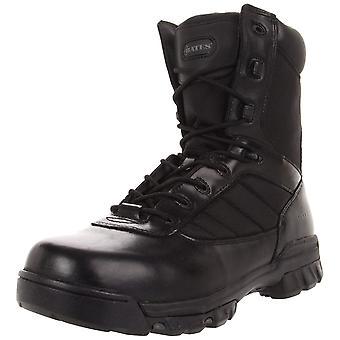 Bates Mens Tactical Sport nahka pehmeä kärki pitsi up turva kengät