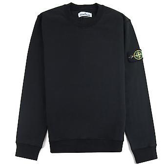 Stone Island Stone Island 63020 Crewneck Sweatshirt Noir V0029