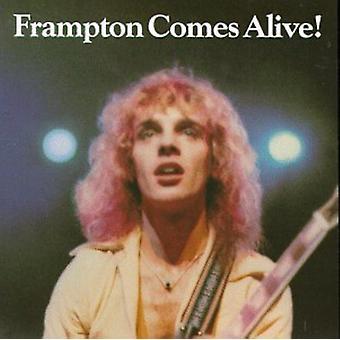 Peter Frampton - Frampton kommer Alive [CD] USA import