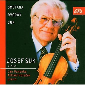 Josef Suk - Smetana, Dvor K, Suk [CD] USA import