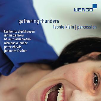 Gathering Thunders [CD] USA import