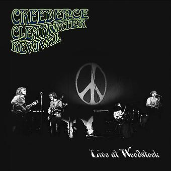 Live At Woodstock [CD] USA import