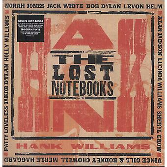 Hank Williams - Lost Notebooks of Hank Williams [Vinyl] USA import