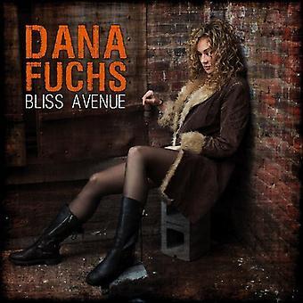 Dana Fuchs - Bliss Avenue [CD] USA import
