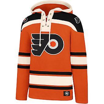 47 brand LACER zware Fleece Hoody - NHL Philadelphia Flyers