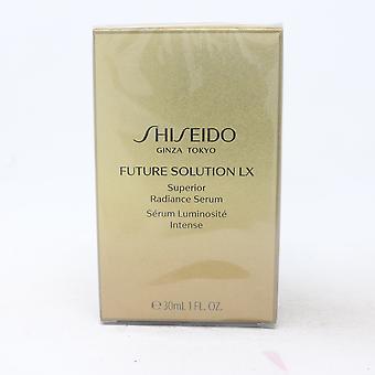 Shiseido הפתרון העתידי Lx מעולה סרום זוהר 1oz/30ml חדש עם תיבת