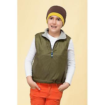 Headwear para câncer infantil - Alex Brown & Yellow