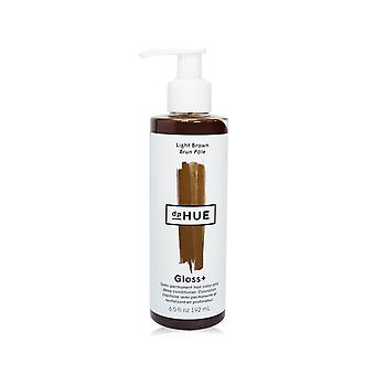 Gloss+ semi permanente haarkleur en deep conditioner # lichtbruin 246817 192ml/6.5oz