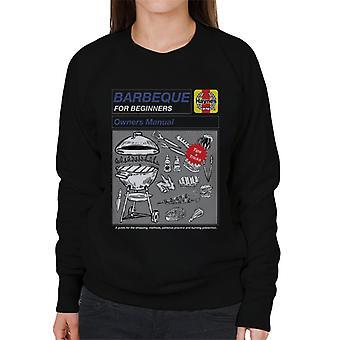 Haynes Grill for nybegynnere Kvinner & apos;s Sweatshirt
