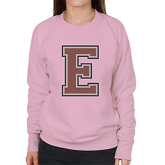 Elvis E Logo Women's Sweatshirt