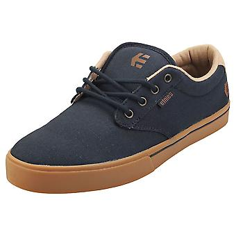 Etnies Jameson 2 Eco Mens Casual Trainers in Navy Gum