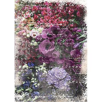 Re-Design met Prima Giselle 19x30 Inch Mulberry Tissue Paper