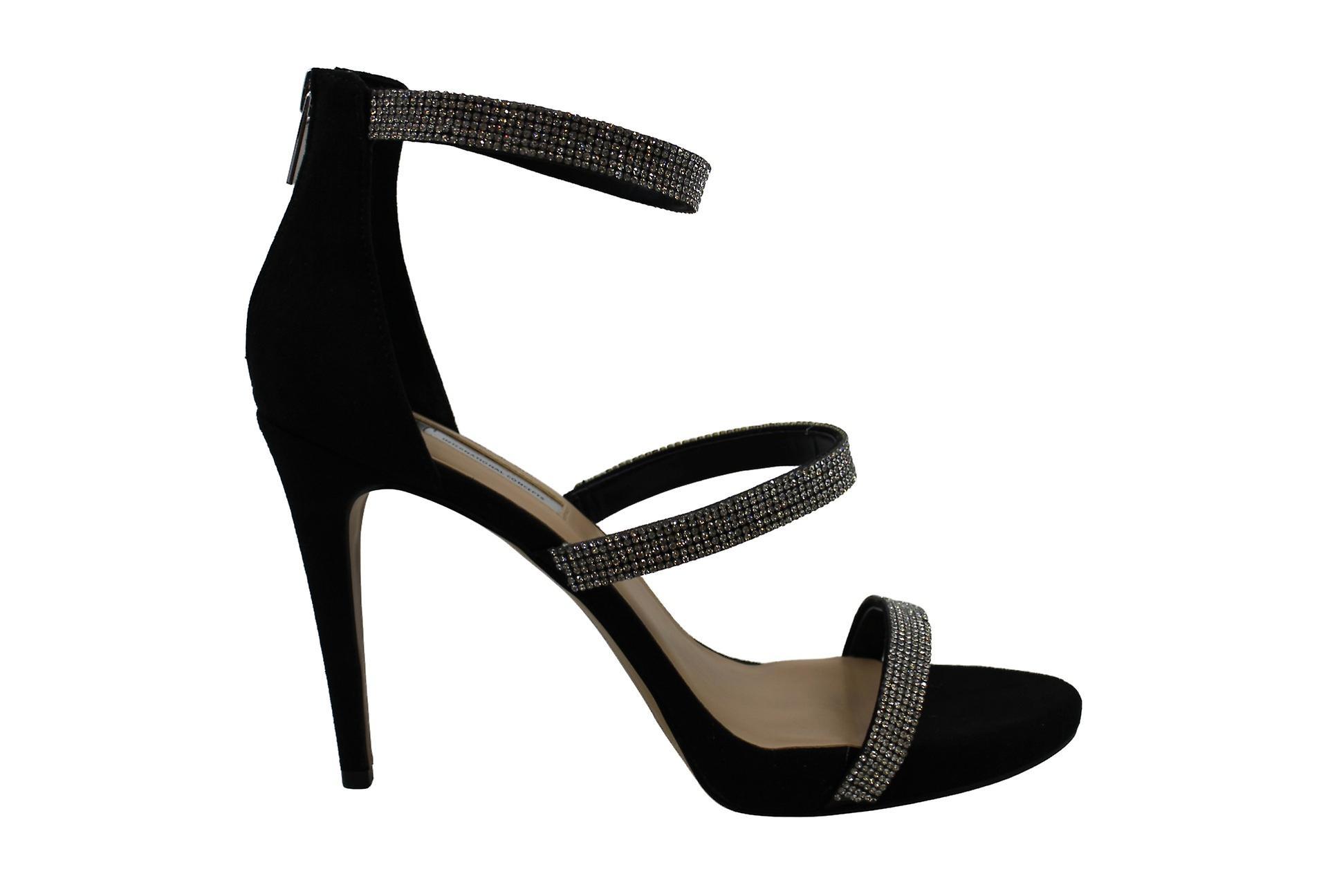 INC internasjonale konsepter kvinners sadiee åpen tå formell ankelstropp sandaler ...