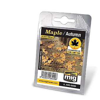 Ammo by Mig Leaves - Maple - Autumn