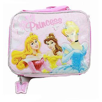 Lunch Bag - Disney - Princess - 3 Girls Case - Licensed - 37698