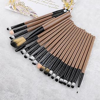 Eye Shadow Foundation Powder Eyeliner Eyelash Make Up Brush