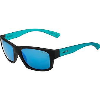 Bolle Outdoor Holman Floatable Sunglasses - Matte Black Crystal Blue