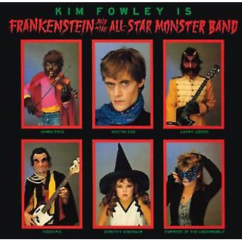 Kim Fowley - Frankenstein & the All-Star Monster Band [CD] USA import