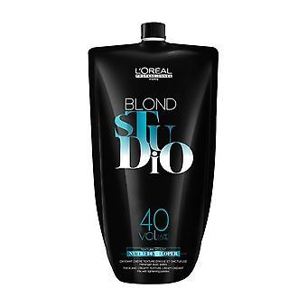 L'Oréal Professionnel Blond Studio Oxi Paste - 40 Vol