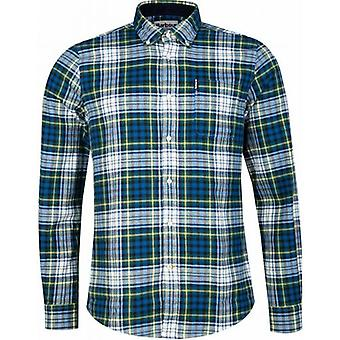 Barbour Highland Check 34 Tailored Flannel Shirt