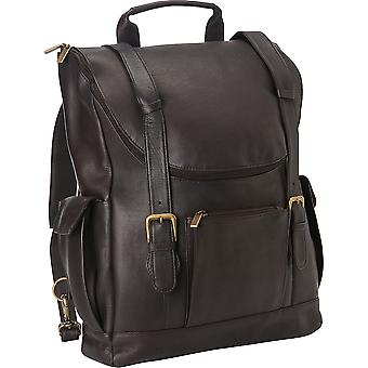 Classic Laptop Backpack - Ld-044-Cafe