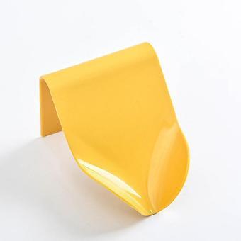 Kunststoff-Seifenhalter - Aufbewahrungs-Drain-Box